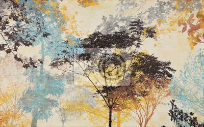 Fototapeta 3d absract wallpaper design