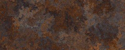 Fototapeta 3d illustration iron rust