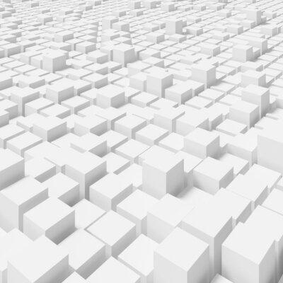 Fototapeta 3D renderowanie architektura