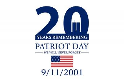 Fototapeta 9 11 Patriot Day 2021
