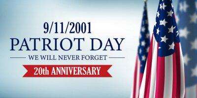 Fototapeta 9 11 Patriot Day