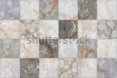 Fototapeta Abstract kamień marmurowy wzór