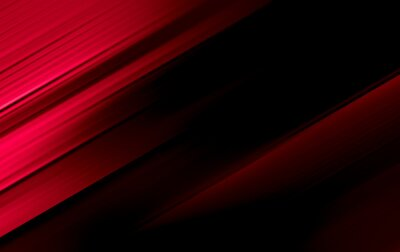 Fototapeta abstract red and black are light pattern with the gradient is the with floor wall metal texture soft tech diagonal background black dark sleek clean modern.