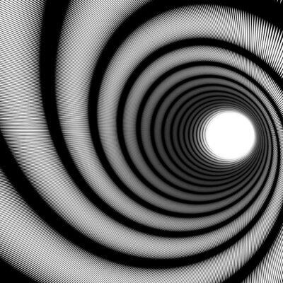 Fototapeta abstract spiral
