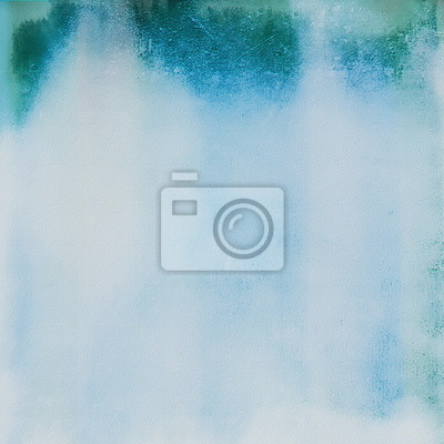 Abstrakcyjna kolorowe akwarela grunge