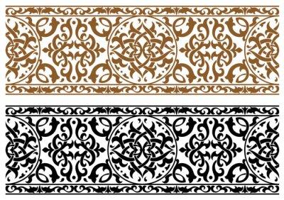 Fototapeta Abstrakcyjny ornament arabskie