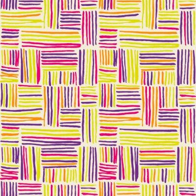 Fototapeta Abstrakcyjny wzór bez szwu