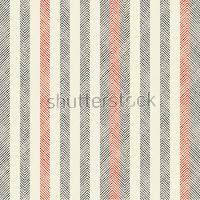 Fototapeta Abstrakta pasiasty geometryczny wzór wzoru na teksturę tła w retro kolorach. Niekończący się wzór może być używany do płytek ceramicznych, tapet, linoleum, tkanin, tła stron internetowych.