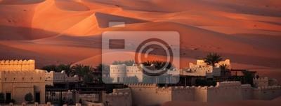 Fototapeta Abu Dhabi Desert