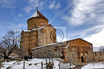 Akdamar Islandii i Ormiański Kościół