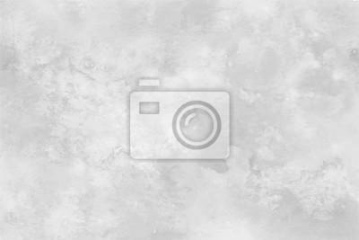Fototapeta Akwarela graseby streszczenie tle. W odcieniach szarych z marblingiem