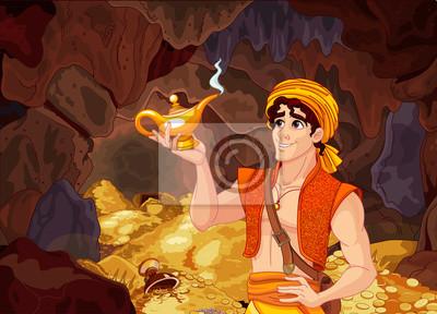 Aladdin Tecknad