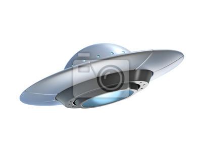 Fototapeta Alien spaceship