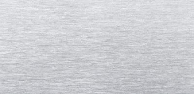Fototapeta aluminum background. Stainless steel texture close up