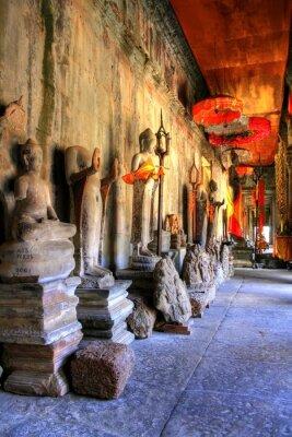 Fototapeta Angkor Wat - Siam Reap - Kambodscha / Kambodża