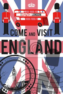 Zaproszenie do Wielkiej Brytanii