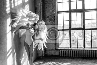 Fototapeta Anioł kobieta