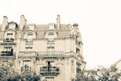 Fototapeta antyczny budynek w Paryżu