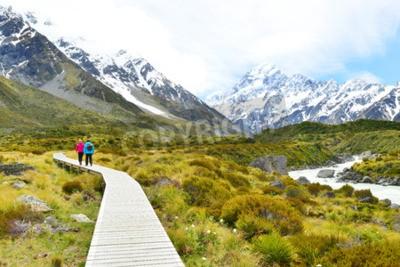 Fototapeta Aoraki Mount Cook National Park