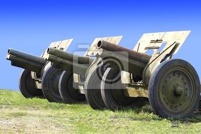armaty z II wojny światowej