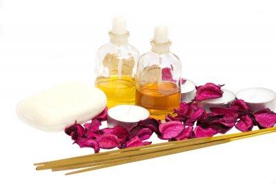 Fototapeta Aromaterapia koncepcji