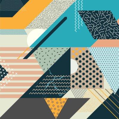 Fototapeta Art geometryczne tle