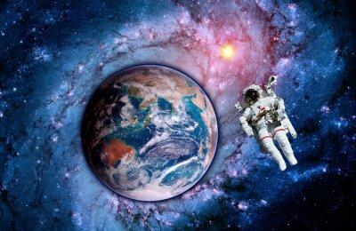 Fototapeta Astronaut Earth Space Spaceman