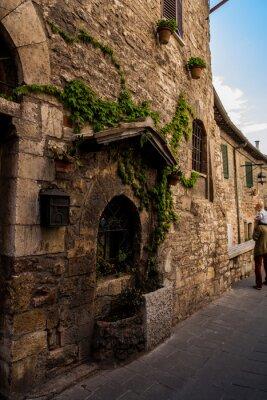 Fototapeta Asyż, Perugia, Umbria, Włochy