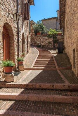 Fototapeta Asyż, Włochy