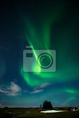 Aurora, Islandia