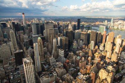 Fototapeta Aussicht auf Nowy Jork