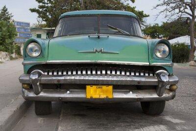 Fototapeta Auto d'Epoca, Kuba
