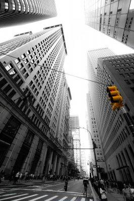Fototapeta avenue nowy yorkaise
