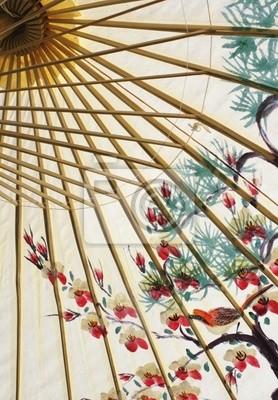Fototapeta azjatycki parasol