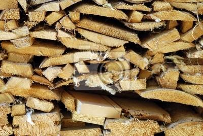 Fototapeta Background Logs
