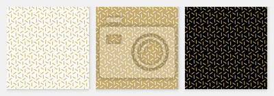 Fototapeta Background pattern seamless geometric line abstract gold luxury color vector.