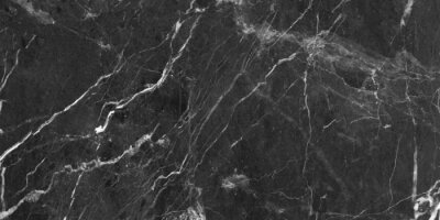 Fototapeta Background texture of marble, close up polished surface of natural stone