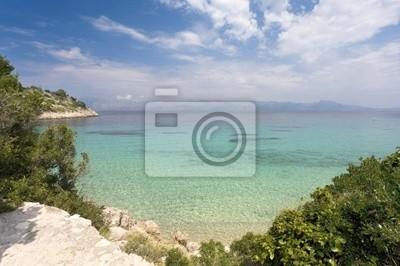 Fototapeta baden in der Divna Bucht