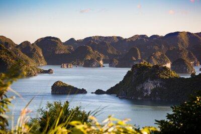 Fototapeta Baie d 'Halong, Wietnam