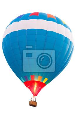 Fototapeta Balon na ogrzane powietrze