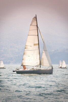 Fototapeta barche Vela