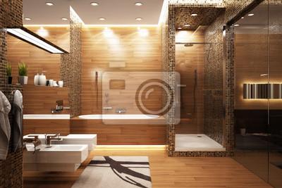 Fototapeta Bathroom3