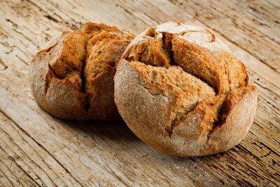 Fototapeta Bauern Brot