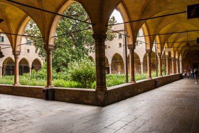 Fototapeta Bazylika della Chiostri Sant'Antonio w Padwie, Padwa, Wenecja Euganejska, Włochy