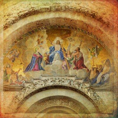 Fototapeta Bazylika Świętego Marka - Wenecja