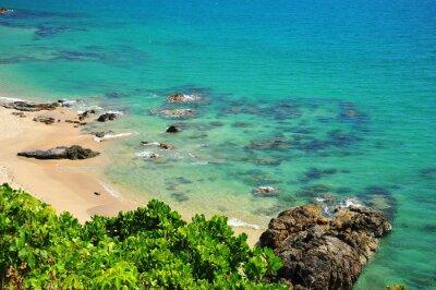 Fototapeta Beautiful Bay on the Island