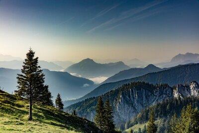 Fototapeta Berge Alpen
