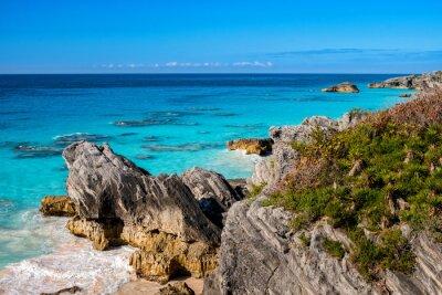 Fototapeta Bermudy - Elbow Beach