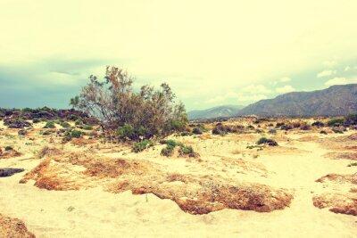 Fototapeta bezludnej plaży, Kreta, Grecja