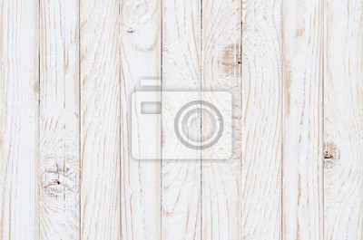 biały drewniany tekstury tło, stołowy widok z góry